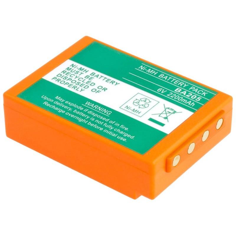 Batería para grúa HBC BA205 6V/2200mAh Ni-MH