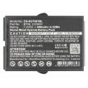 Batería para grúa IKUSI 7,2V/600mAh NI-MH