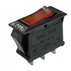 Interruptor térmico unipolar rearmable 6A