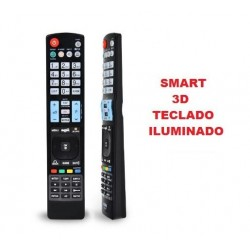 Mando universal compatible 3D SMART TV