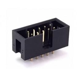Conector macho para cable plano 14 pines PCB
