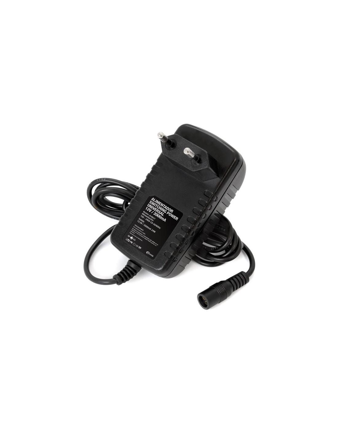 Alm037 alimentador 12v 2a electr nico universal electr nica y mas - Alimentador 12v ...