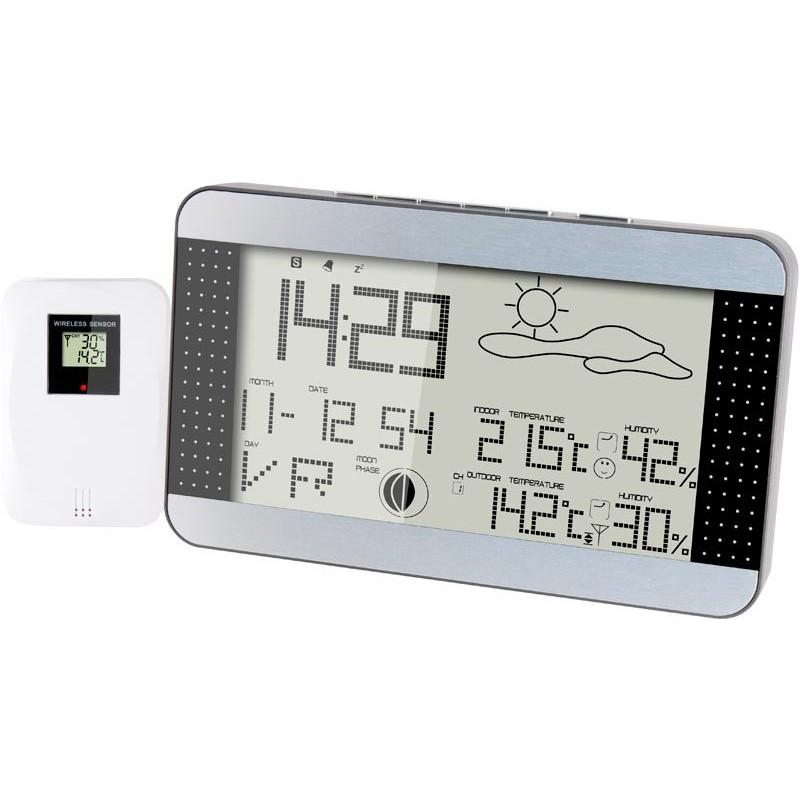 Estación meteorológica digital avanzada