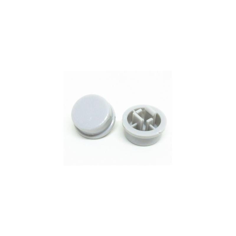 Boton blanco para pulsador SW026573 12x12mm