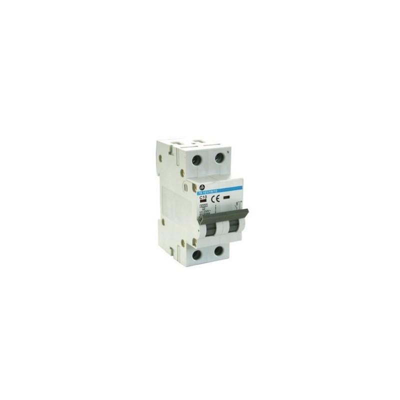 Interruptor automático magnetotérmico (MCB). 16A