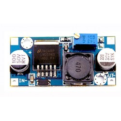 MODULO DC-DC STEP-DOWN AJUSTABLE 4.5-40VDC LM2596S