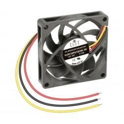 VEN040 - Ventilador 70x70x15mm, 12Vcc 4,2W