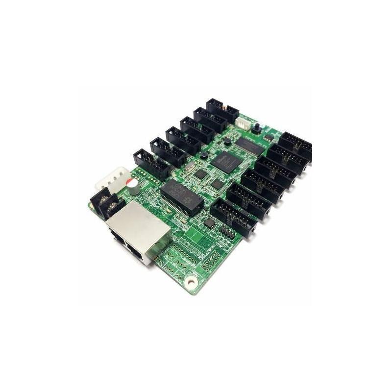 RV908M LINSN FULL COLOR RGB RECEIVING CARD HUB75