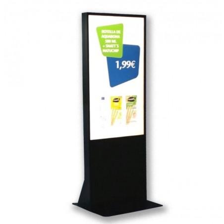 TOTEM / MUPI PUBLICITARIO PARA LCD GRANDE