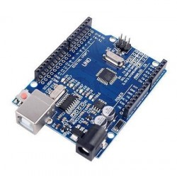 PLACA ARDUINO UNO R3 COMPATIBLE VERSION ECO.