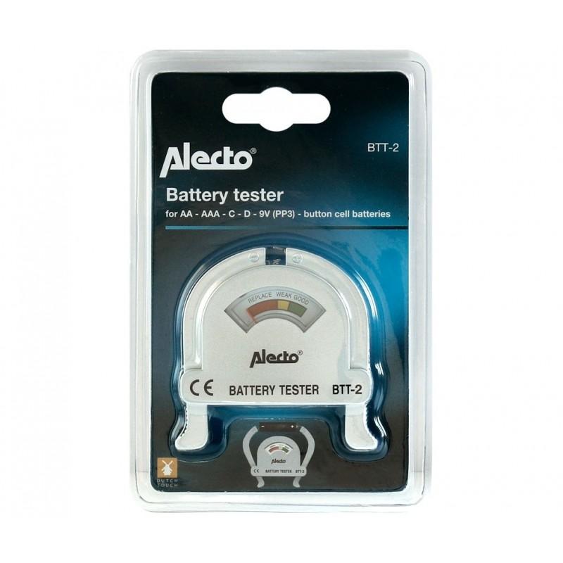 TESBAT003 Comprobador de baterías