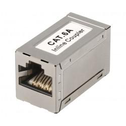 Adaptador RJ45 Cat.6A FTP hembra-hembra