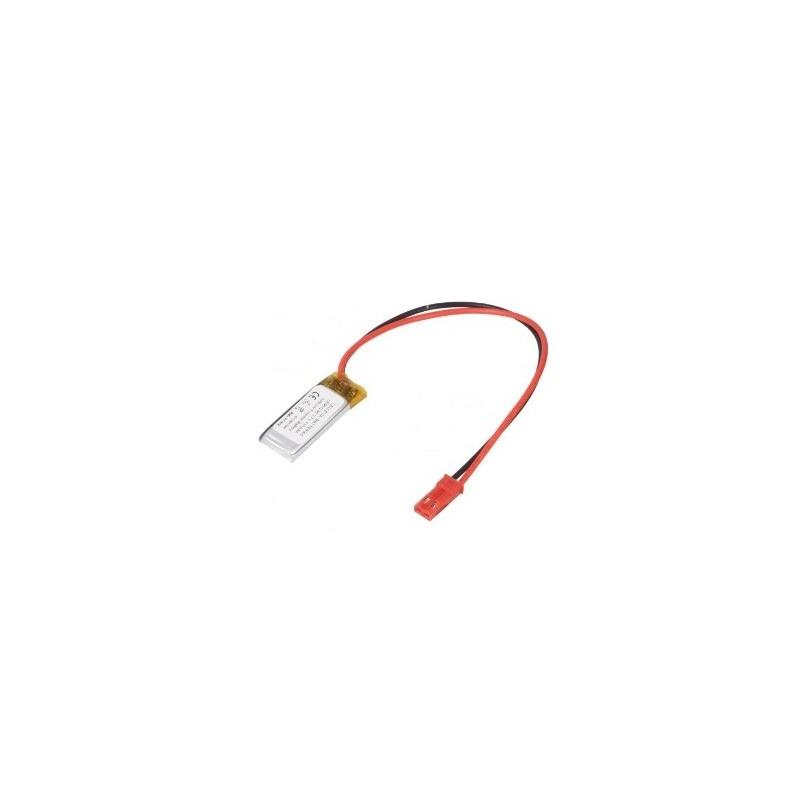 Batería Li-Polímero 3,7V 120mA