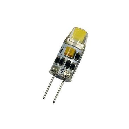 BOMBILLA LED G4 1.5W 3200K 12V DC CALIDA