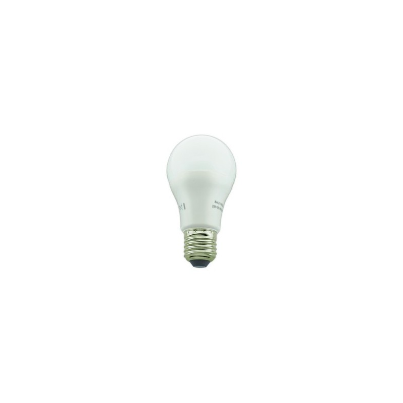 BOMBILLA LED A60 E-27 10W LUZ CALIDA 3200K
