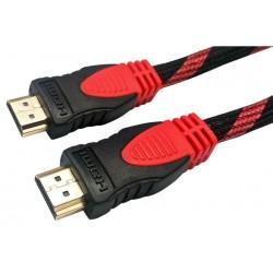 CONEXION HDMI MACHO-MACHO 0,5 METROS V2.0