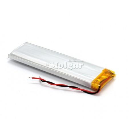 BAT523 Batería Li-Polímero 3,7V 400mA