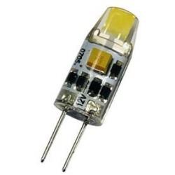 BOMBILLA LED G4 1.5W 6500K 12V DC DIA