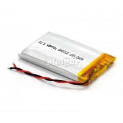 BAT532 Batería Li-Polímero 3,7V 720mA