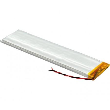 BAT536 Batería Li-Polímero 3,7V 1400mA