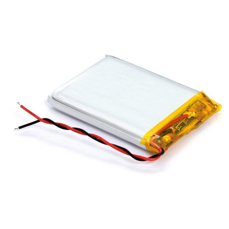 BAT542 Batería Li-Polímero 3,7V 650mA