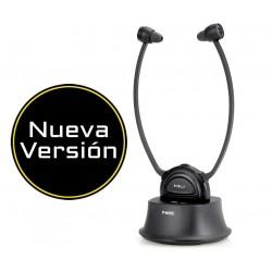 Auricular inalámbrico amplificado mejorar el sonido