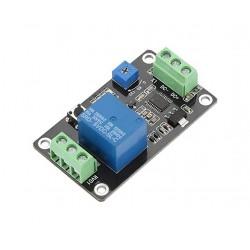 NE555 MODULO RELE 5VDC TIEMPO DE RETARDO 0.1~120SG