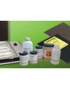 Productos para realizar placas de circuito impreso.