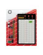 Placas protoboard para proyectos electronicos
