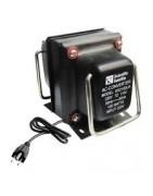 Transformadores reversibles de 110v a 220v 230v