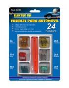 Fusibles para automoción de laminas planos para coche y otro tipo de aparatos electrónicos