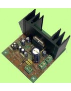kit amplificadores, y etapas de potencia mono y estereo